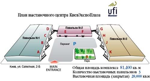 Экспоцентр КиевЭкспоПлаза